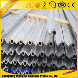 Zhonglian Customized Aluminium Profile Aluminum Curtain Rail pictures & photos