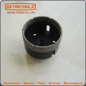 Vacuum Brazed Diamond Core Drill Bit for Granite Marble pictures & photos