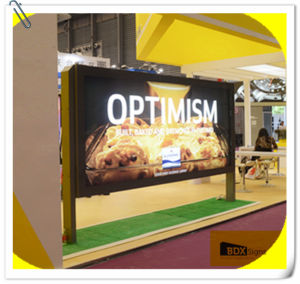 Double Sided Scrolling Signs Weatherproof Aluminum Profile for Outdoor Light Box-240# pictures & photos