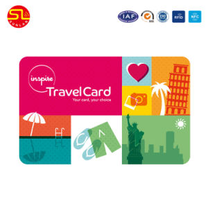 Customized RFID Contactless Smart Card pictures & photos