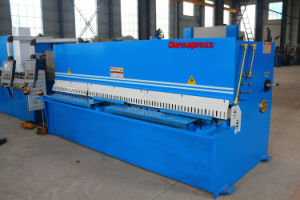 QC12y-4*2500 Hydraulic Shearing Machine for Sale pictures & photos