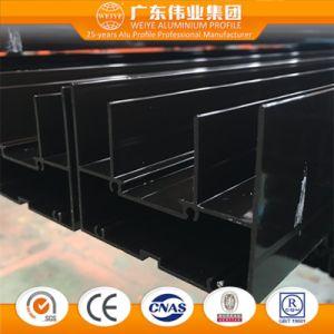 6063 Series Wood Grain Aluminium/Aluminium/Aluminio Window and Door Profile pictures & photos
