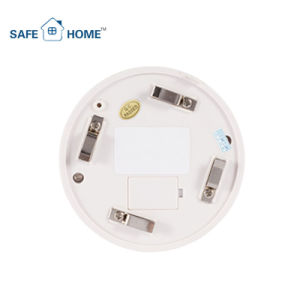 Wired Photoelectric Fire Alarm Smoke Detector for Home Security pictures & photos