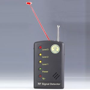 Superior Sensitivity Anti-Wiretap Anti- Candid RF Signal Detector Hard Wire Camera Detection Laser-Assisted Direction Indication All-Round Finder pictures & photos