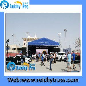 Aluminum Trade Show Exihibition Truss 6082-T6 pictures & photos