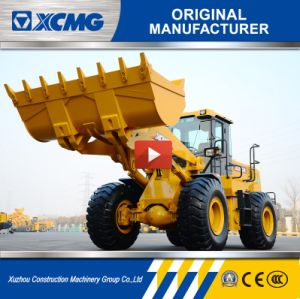 XCMG Official Lw300K Zl50g 3-12ton Wheel Loader Front Loaders pictures & photos