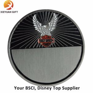 Logo Printed Metal Coin pictures & photos