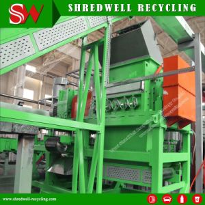 Rubber Crumb Plant to Recycle Scrap Tyre for Sale pictures & photos