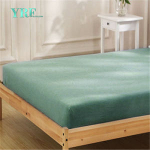 Green Wholesale Bedroom Hospital Cotton Bed Sheet pictures & photos