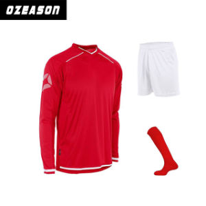Wholesale Sportswear Custom Green Soccer Jersey pictures & photos