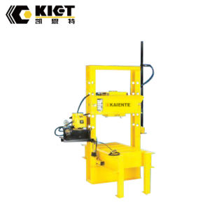 Roll-Frame Hydraulic Press Machine with Unique Hydraulic Lifting Device pictures & photos