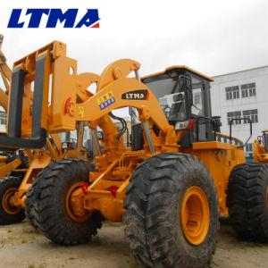Ltma Large Front End Loader 25 Ton Forklift Loader pictures & photos