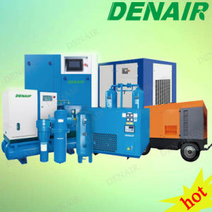 Save Power 30% Industrial Rotary Screw Type Air Compressor (ISO&CE) pictures & photos