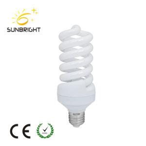 110-240V 75W 85W E26 E27 E40 Spiral Energy Saving Lamps pictures & photos