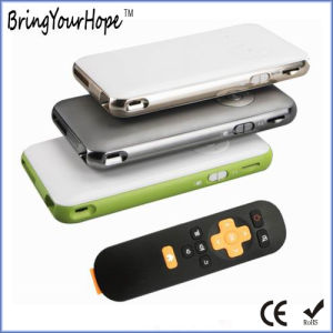 White Color Smart Mobile Projector (XH-MSP-001) pictures & photos