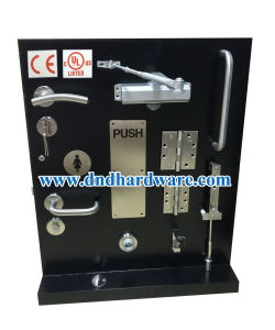 Classical Brass Flat Bolt for Metal Doors with UL pictures & photos