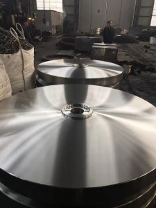 Forging SAE4140 40crnimo Alloy Steel Wheel pictures & photos