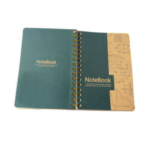 Hot Sale Customized Stationery Spiral Notebook pictures & photos