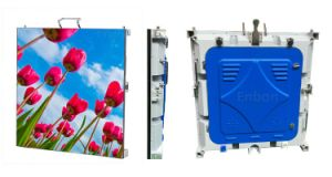 High Brightness P6 Outdoor Rental LED Display Screen with Die Casting Aluminum Panel (576X576mm) pictures & photos