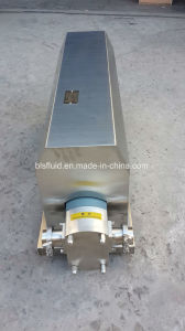 Industrial Customized Stainless Steel Sanitary Rotary Lobe Pump pictures & photos