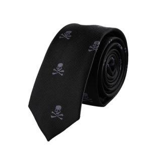 100% Polyester Pre-Tied Necktie for Mens pictures & photos