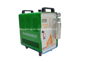 Hydrogen Gas Copper Pipe Brazing Small Portable Machine pictures & photos