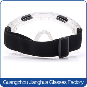 Latest Unbreakable Safety Goggles En166f, Cheap Clear Lens Safety Eyewear pictures & photos