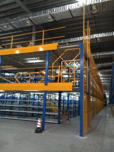 Warehousing Equipments Steel Shelving Racking Systems pictures & photos