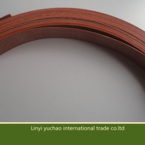 Wood Grain PVC Edge Banding for Furniture Fitting pictures & photos