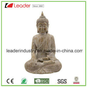 Resin Buddha Lying Down Statues Oriental Ornament for Home and Garden Decoration pictures & photos
