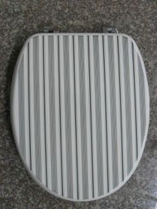 Printed Toilet Seat /Standard Size pictures & photos