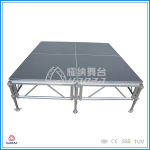 Amusement Ground Stage, Bar Stage, Aluminum Acrylic Assemble Stage pictures & photos