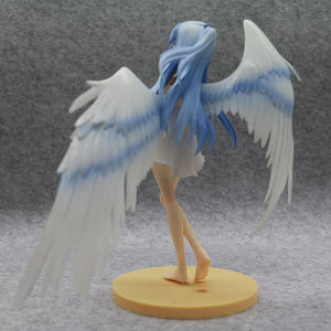 Angel Beautiful Young Girl Japanese Cartoon Figure Toy for Decoration pictures & photos