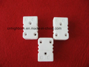 Alumina Ceramic Electrical Insulation Connector pictures & photos