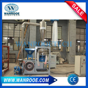 Pnmf PP PE LDPE Waste Plastic Mill Grinding Pulverizer Machine pictures & photos