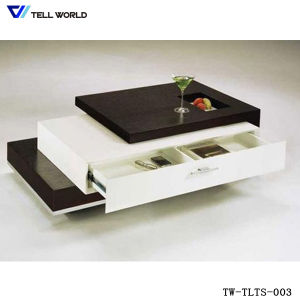 Modern Home Furniture Living Room Furniture Glass Dining Office Coffee Table pictures & photos