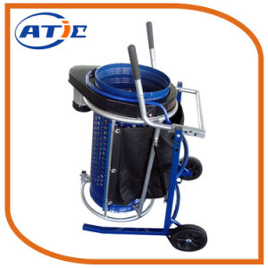 Sand and Compost Vibration Sieve pictures & photos