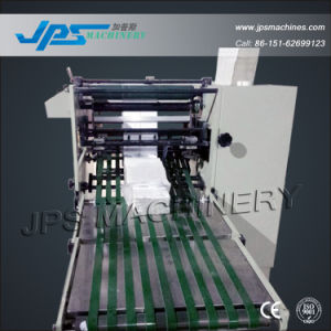 Jps-560zd 560mm Automatic Express Waybill Roll Folding Machine pictures & photos