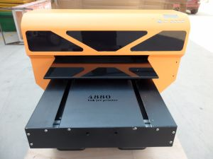 2018 New Design A2 Digital Flatbed UV Printer for Pen, Acrylic, Metal, Photo, Plastic, Leather, Ceramics pictures & photos