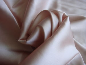 Stretch Silk Satin Fabric