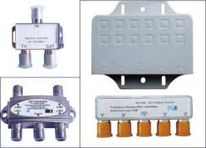 TV/Sat Combiner & Diseqc Switch (TV121, TV122, TV123 TV124 TV125) pictures & photos