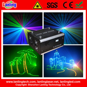 10W RGB Laser Projector Disco Light pictures & photos