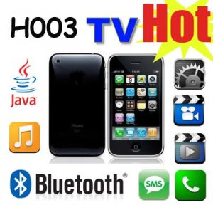 Unlocked GSM Java Touch Cell Phone (H003)