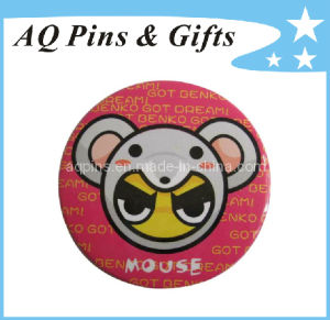 Cute Tin Button Badge with Low Price (Button badge-10) pictures & photos