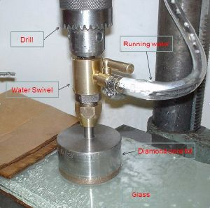 Thin Wall Diamond Hole Saw for Glass Drilling pictures & photos