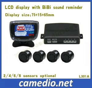Digital Parking Sensor LCD Display for Cars pictures & photos