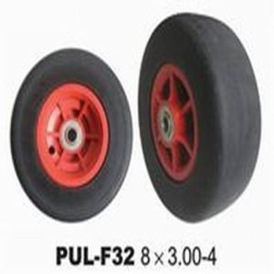 Puncture-Proof PU Foamed Lawn Mower Tire (SM8UBC-300-4) pictures & photos