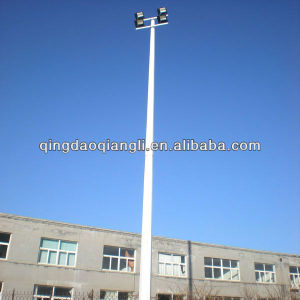 High Mast Lighting Pole Tower Manufacturer