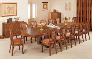 Dining Table, Dining Furniture, Living Room Furniture (A108)