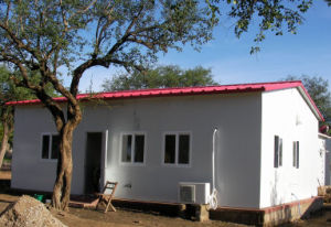 Prefabricated Building Family House Good Insulation